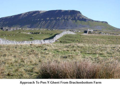 Pen Y Ghent And Plover Hill