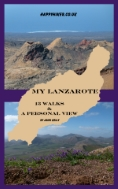 Kindle book - My Lanzarote. 10 walks and a personal view