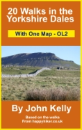20 Walks in the Yorkshire Dales with only one map OL2